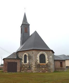 Eglise de Monceaux-l'Abbaye