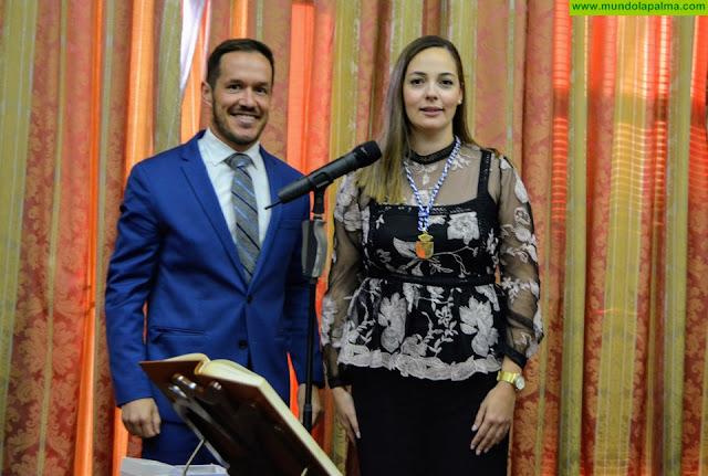 María Rodríguez se pone al frente de Medio Ambiente tras tomar posesión como consejera del Cabildo
