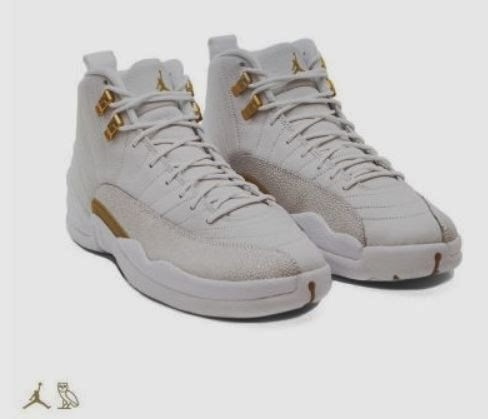 c9975e019468 Here is a detailed look at the Air Jordan 12 Drake OVO White Stingray XII  Retro Sneaker