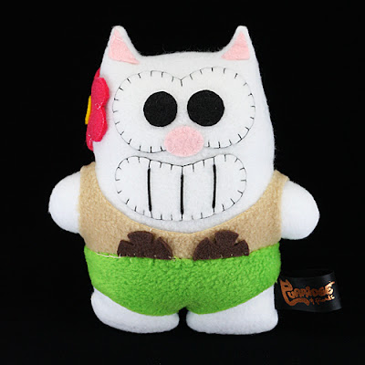 San Diego Comic-Con 2018 Exclusive Purridge & Friends Fruity Delights Plush Series by Furry Feline Creatives