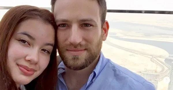 Τι απάντησε ο σύζυγος της Καρολάιν για τις πληροφορίες περί σκίτσου του υπόπτου