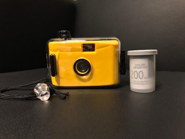 【聖誕節禮物】Aiyo0o 菲林相機 送菲林&防水殼