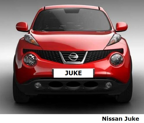 Nissan Juke test drive and review