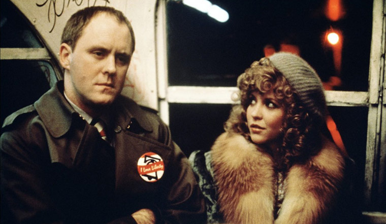 John Lithgow und Nancy Allen in BLOW OUT (1981). Quelle: Verleih