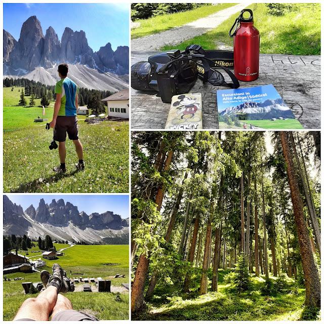 val di funes escursioni trekking