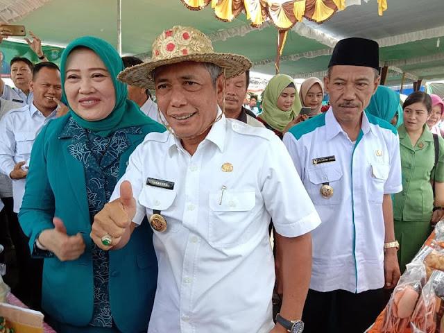 "Iskandar Ingin Produk UKM OKI Isi ""Rest Area Tol"""
