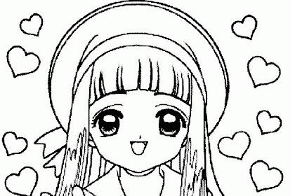 Desenhos Para Colorir E Imprimir De Comida Kawaii