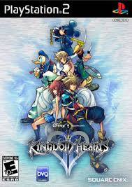 Free Download Kingdom Hearts 2 PCSX2 ISO PC Games Untuk Komputer Full Version - ZGASPC