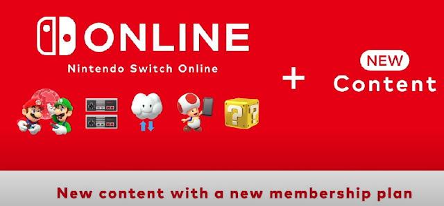Nintendo Switch Online receberá jogos de N64 e Mega Drive em novo plano de assinatura