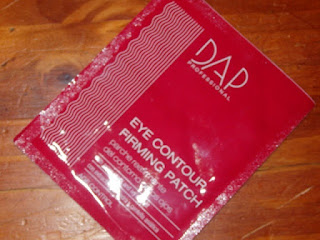 DAP Eye Contour Firming Patch