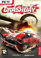 تحميل لعبة قتال السيارات الرائعه CrashDay للكمبيوتر مجاناً