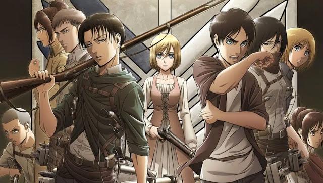 El creador de 'Ataque a los Titanes' completa el final del manga