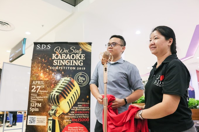 SDS WeSing Karaoke Singing Competition 2019 Encourage Rapport Among Family
