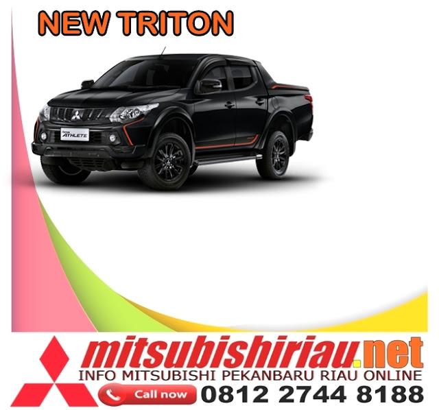 Mitsubishi New Triton Pekanbaru Riau
