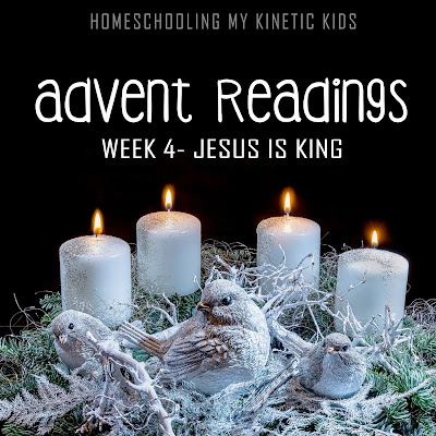 Bible readings for Advent 2020 focusing on the Names of Jesus.  Christian family devotions for Christmas season using an Advent Wreath to countdown.