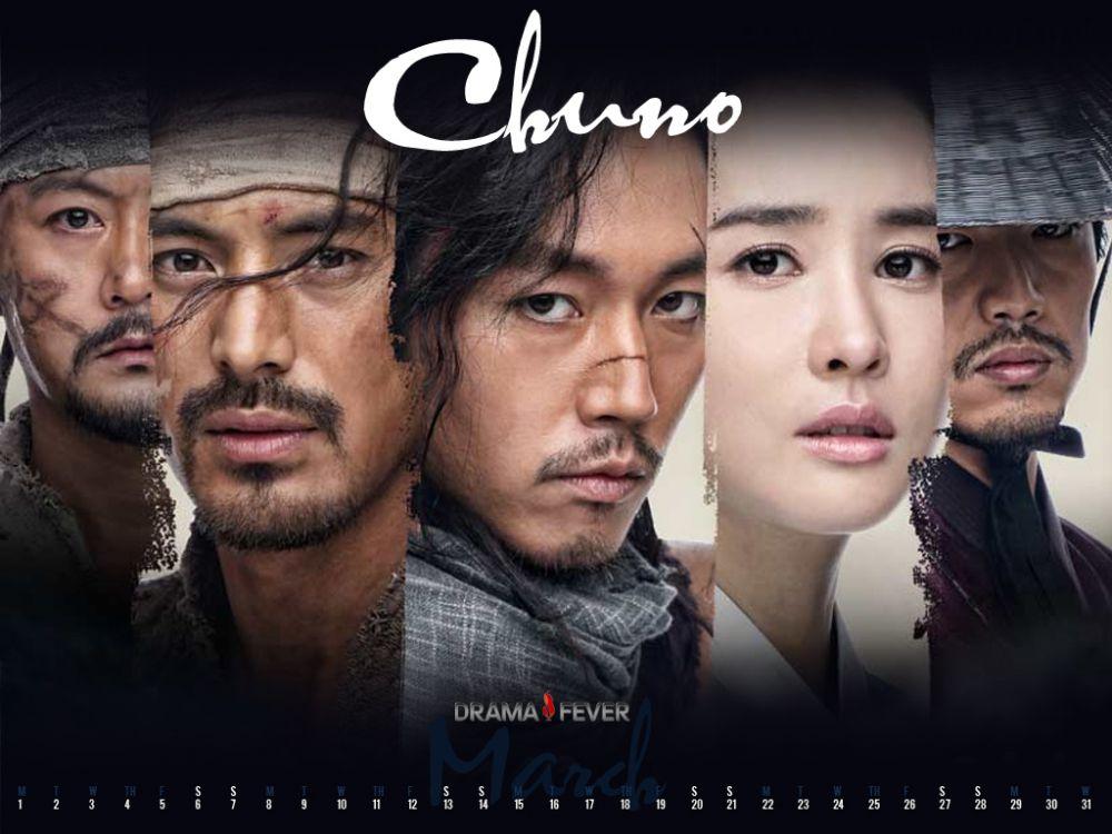 Săn nô lệ - Chuno (2010)