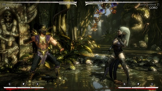 Download Mortal Kombat X Highly Compressed Game For PC