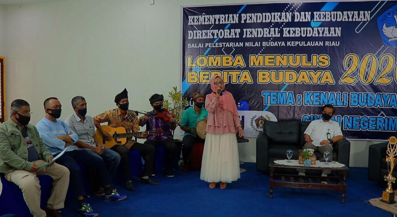 Ini Para Pemenang Lomba Berita Budaya yang Digelar BPNB, SMSI dan PWI
