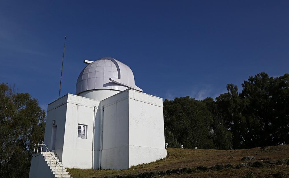 Tamilnadu Tourism: Kodaikanal Solar Observatory, Kodaikanal