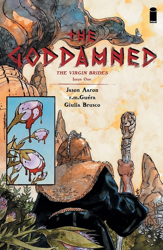 Cover of The Goddamned: Virgin Brides #1