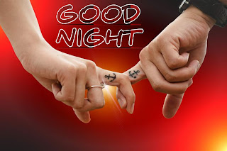 Good night image with girlfriend, GN image, GN wallpaper