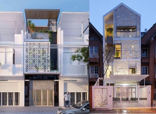 33 Desain fasade tampak depan minimalis trend 2018 1000
