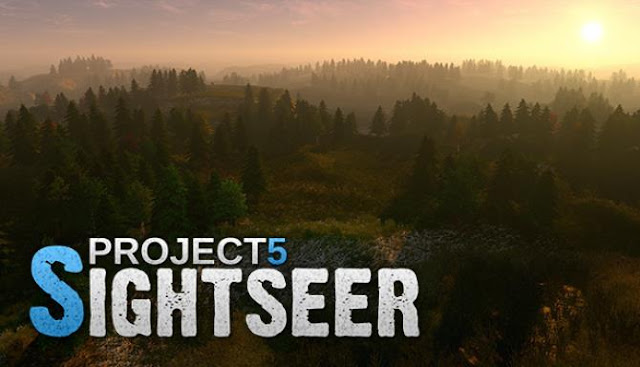Project 5 Sightseer is a new survivor with procedural generation of the world, in which, in addition to survival, the game will force you to constantly explore new places, since most of the resources are finite.