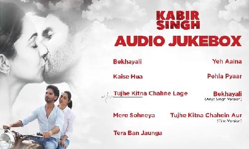 Shahid Kapoor Loves With Kiara Advani In Film Kabir Singh, प्यार का तरन्नुम