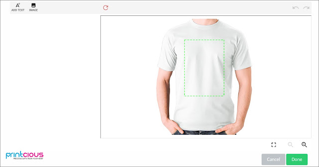 Tips print baju sendiri