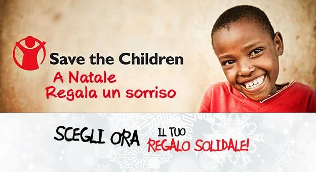 Save The Children Regali Di Natale.Un Natale Solidale I Regali Per Sostenere Save The Children