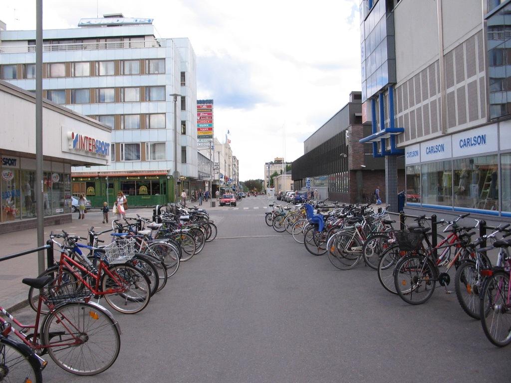 Livets hårda skola: Mikkeli. (Finland)