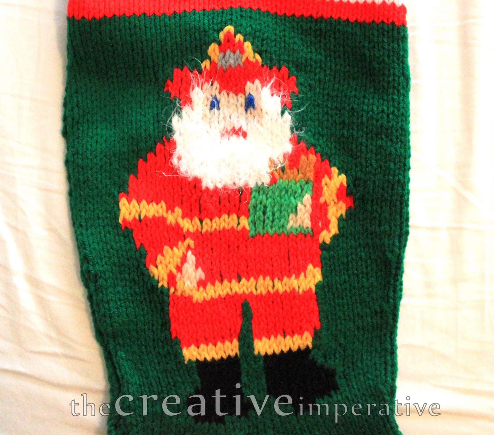 Firefighter Christmas Stocking.Firefighter Christmas Stocking