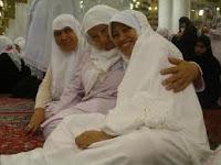 Shalat Arbai'in di Mesjid Nabawi dan Wanita Shalat Jumat