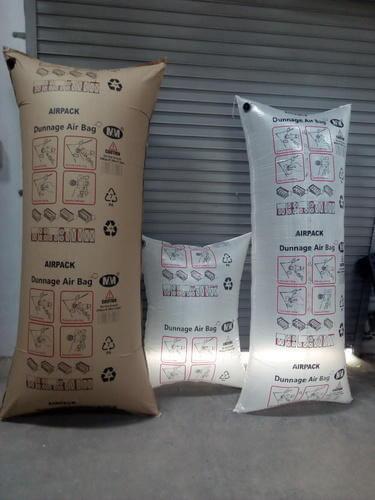 Túi khí chèn hàng có những ưu điểm gì trong đệm lót