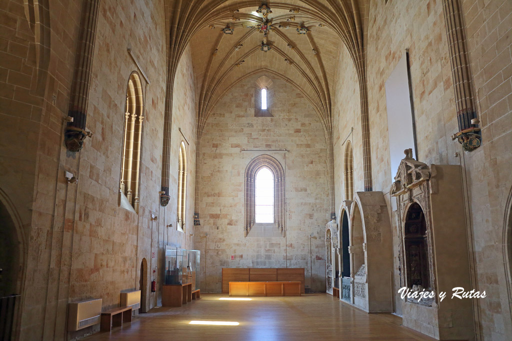 Capilla de Santa Catalina de la Catedral Vieja de Salamanca
