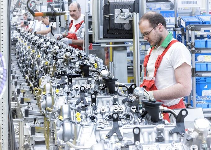 KSH: 36,8 százalékkal csökkent az ipari termelés áprilisban