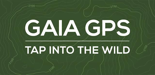 تنزيل Gaia GPS Topo Maps and Trails تطبيق الخرائط الطبوغرافية لنظام الاندرويد