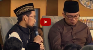 Ust. Adi Hidayat: Kang Emil Ridwan itu Syiah? | Ini Jawabannya!
