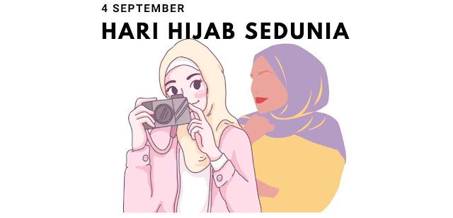 Sejarah Hari Hijab Internasional 4 September