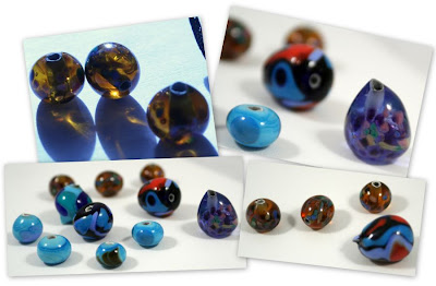 Lampwork beads :: All Pretty Things