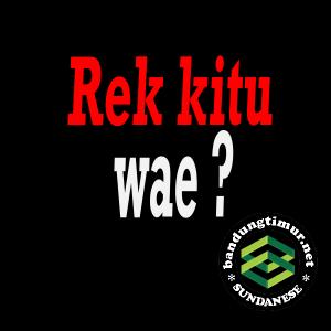 Koleksi Gambar Bahasa Sunda Unik Bodor Lucu Gokil Keren