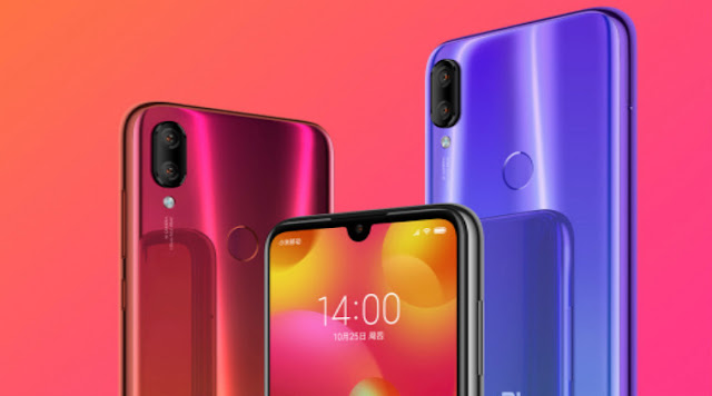 Xiaomi Mi Play with waterdrop notch, dual rear cameras launched