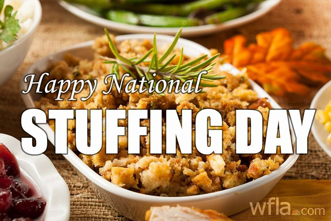 National Stuffing Day Wishes for Instagram