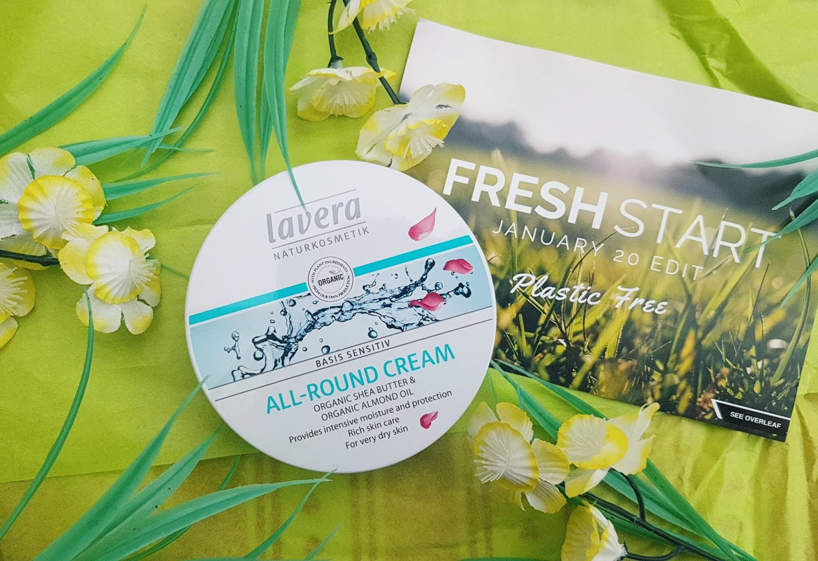 The Natural Beauty Box - Lavera All Round Cream Review