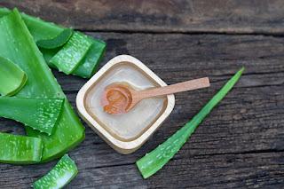 Alor vera to reduce wrinkles around lips