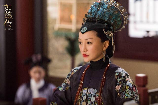 ruyi's royal love in the palace zhou xun