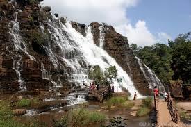 Stream at Chitrakut Falls