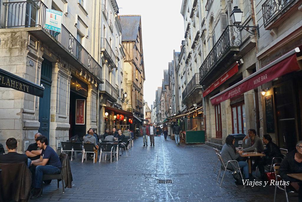 Rue du grand Matché, Tours