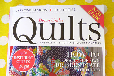 GiveAway!! Down Under Quilts and Bloglovin
