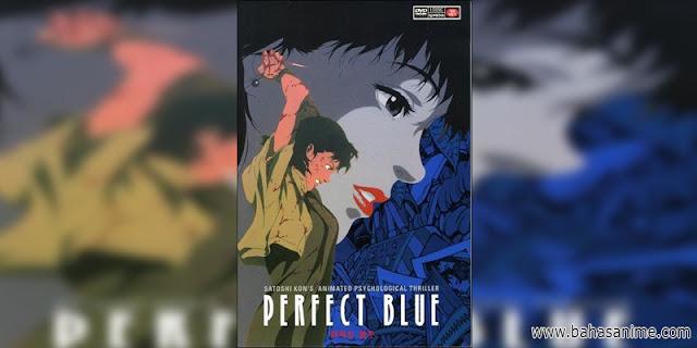 rekomendasi anime Perfect Blue